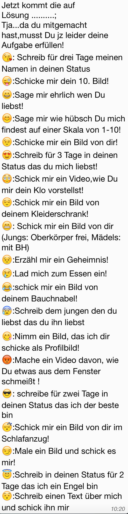 mann sendet kuss smiley
