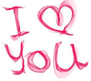 Liebessprüche zum Geburtstag- I Love you