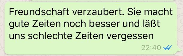 sueßer-text-fuer-freundin - Meine Liebeserklärung