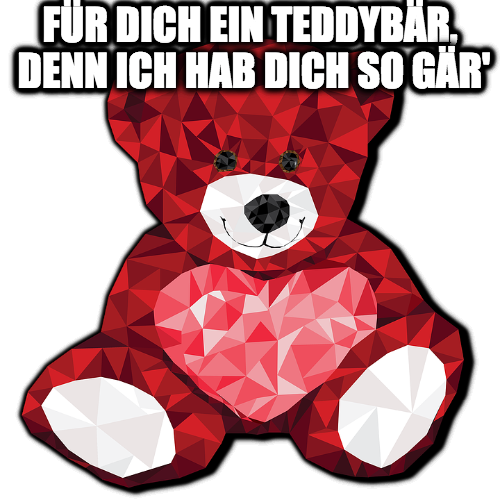 teddy-ich-hab-dich-lieb