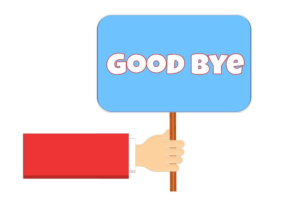 abschiedssprüche für kollegen und freunde bild – goodbye