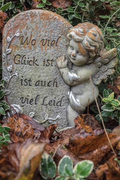 wunsch zum abschied trauer und tod