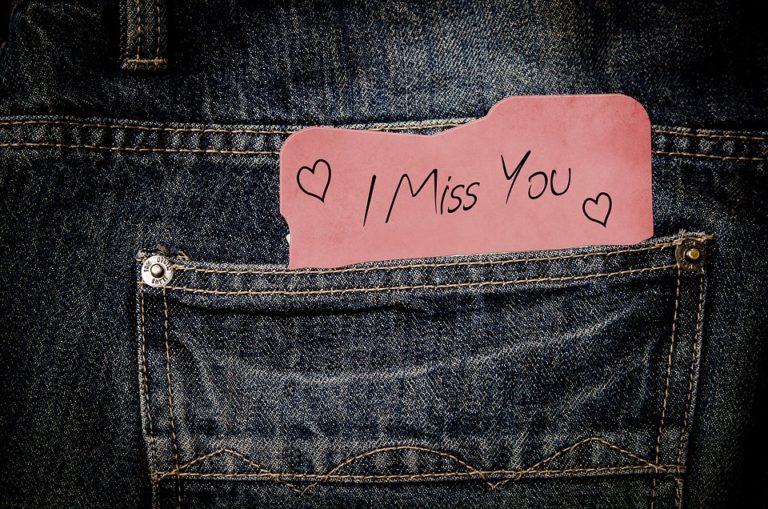 Vermisse-meinen-ex - Meine Liebeserklärung